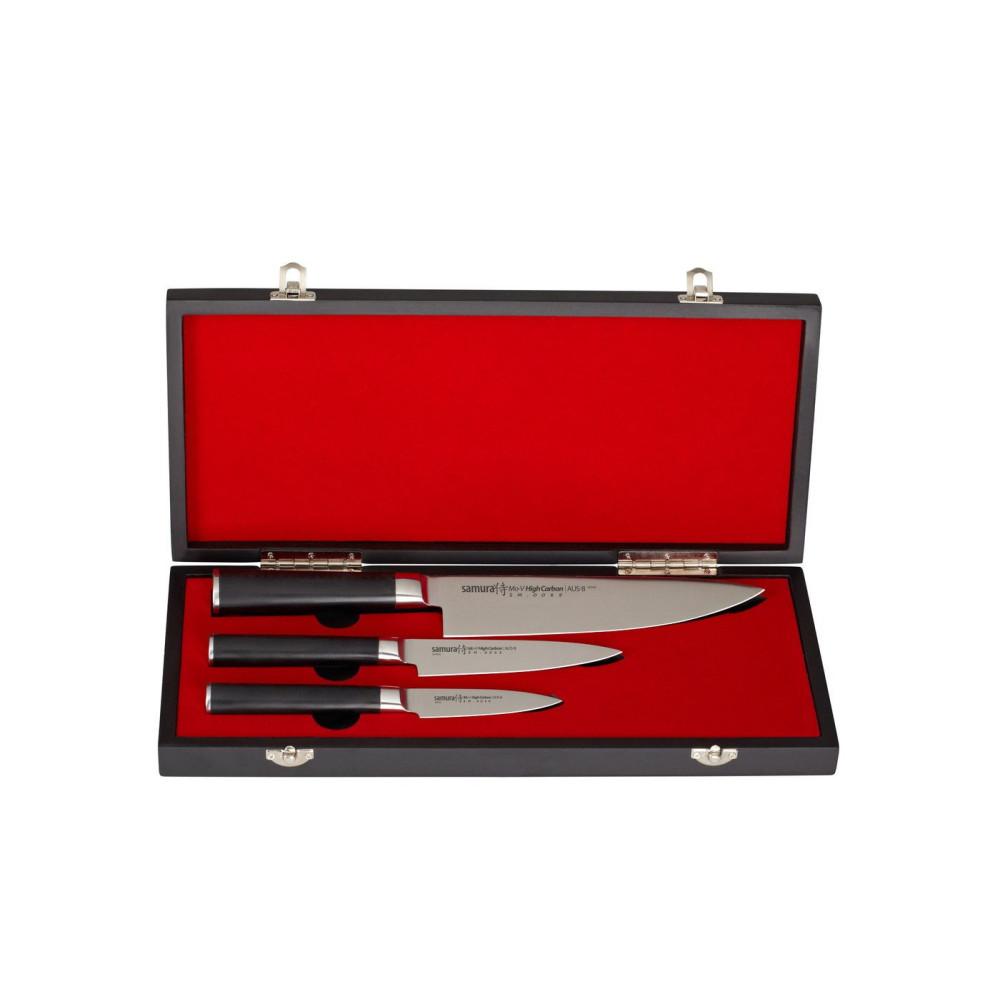 Набор из 3-х ножей Samura Mo-V SM-0220